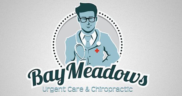Logo-Design Bay Meadows von PhoBoss